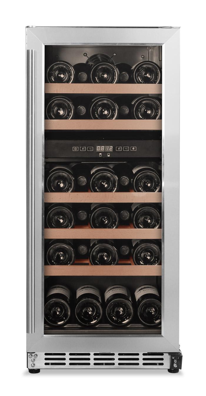 Cavin-Built-in-800 stainless-29-bottles